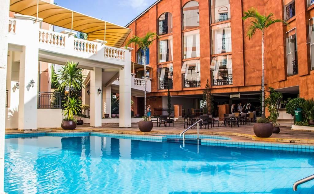 Hotel Giardino, Rio Quente Resorts, Goiás, Brasil