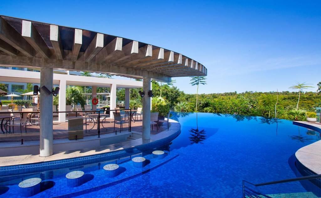 Hotel Cristal Resort, Rio Quente Resorts, Goiás, Brasil