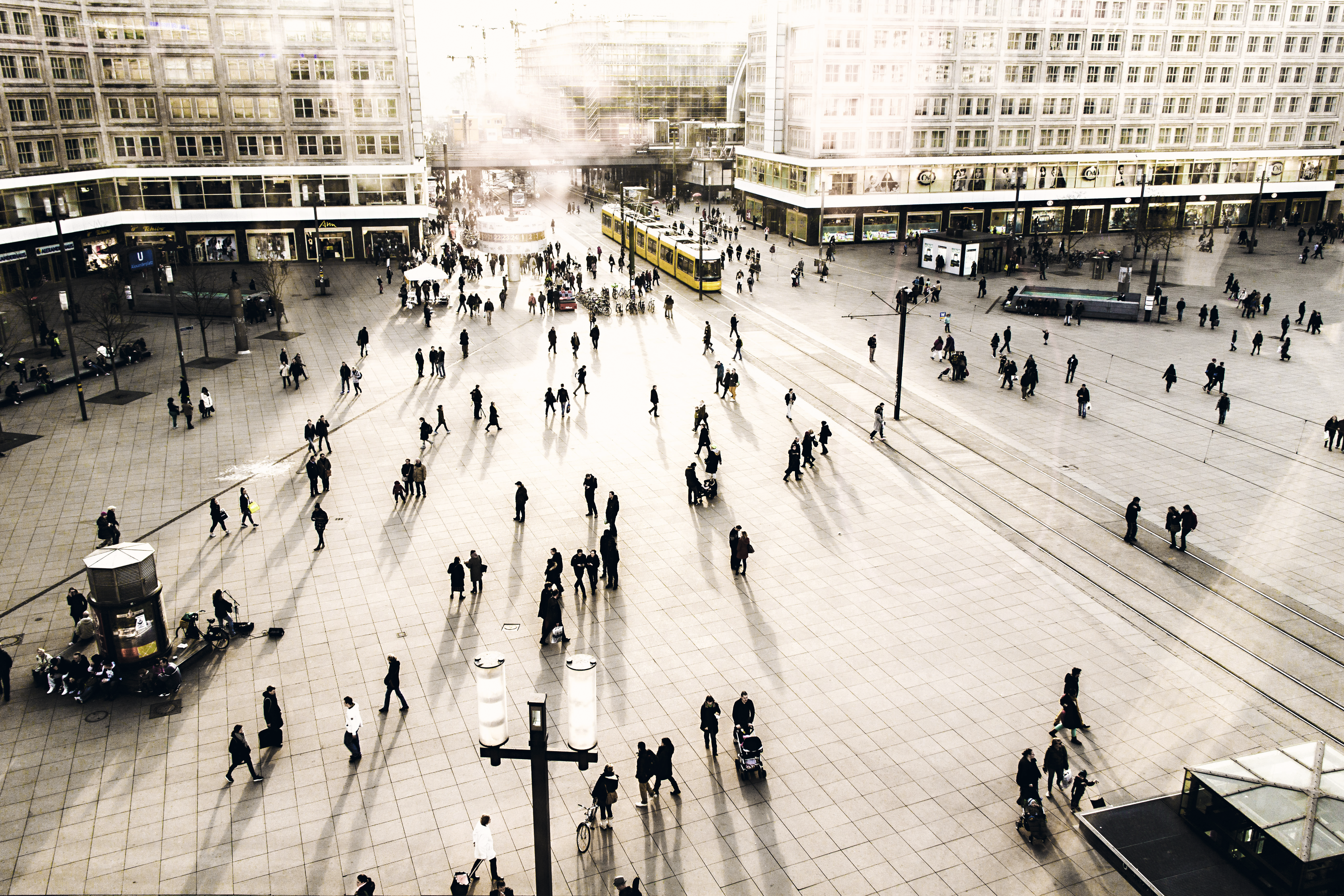 Alexanderplatz, Berlim, Alemanha