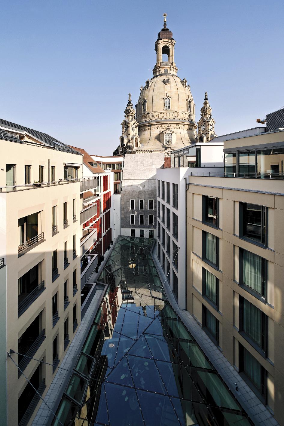 QF Hotel, Dresden, Alemanha