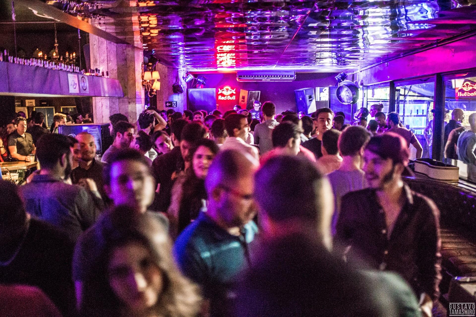 Lions Night Club, São Paulo
