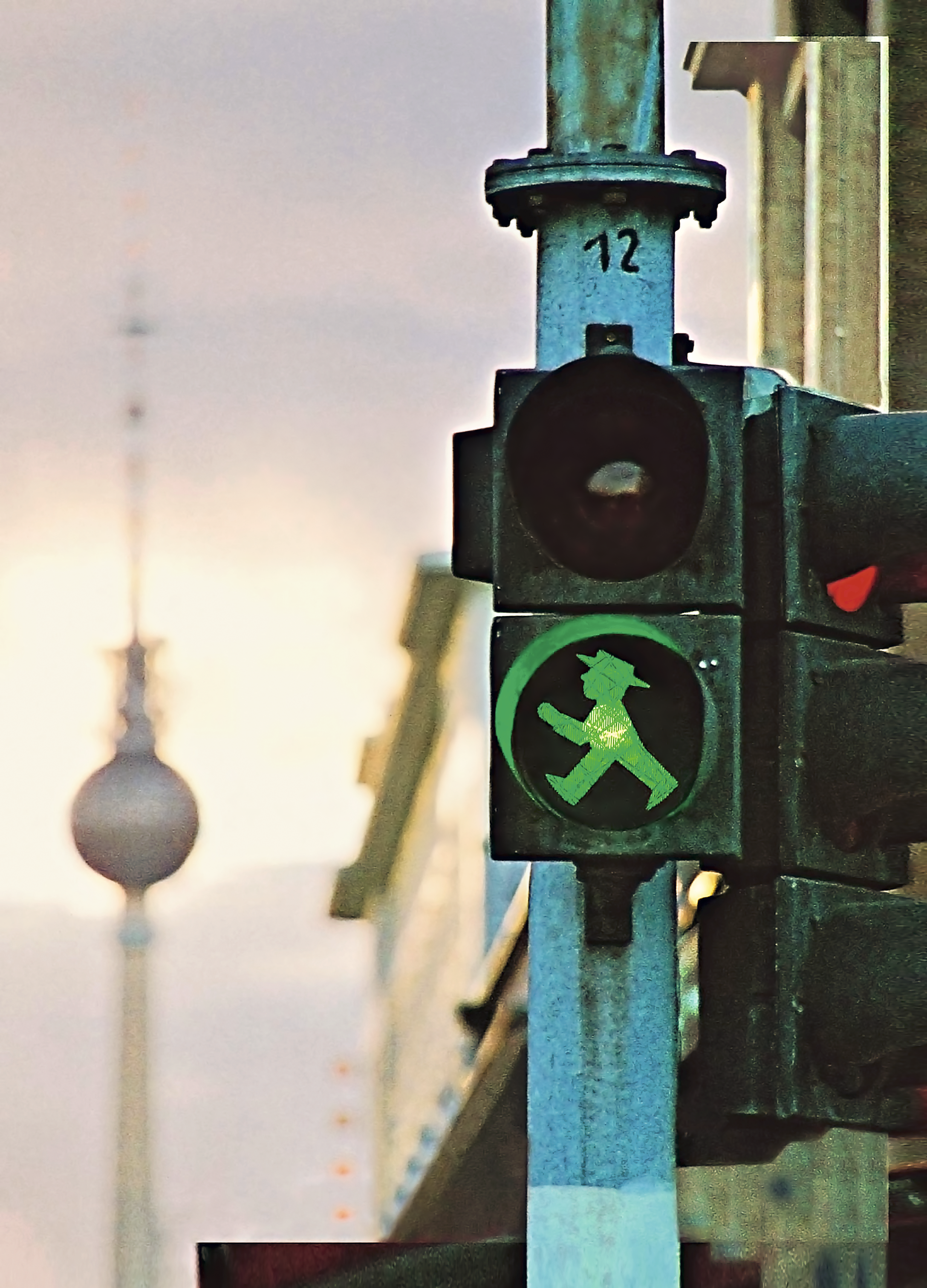 Ampelmännchen, Berlim, Alemanha