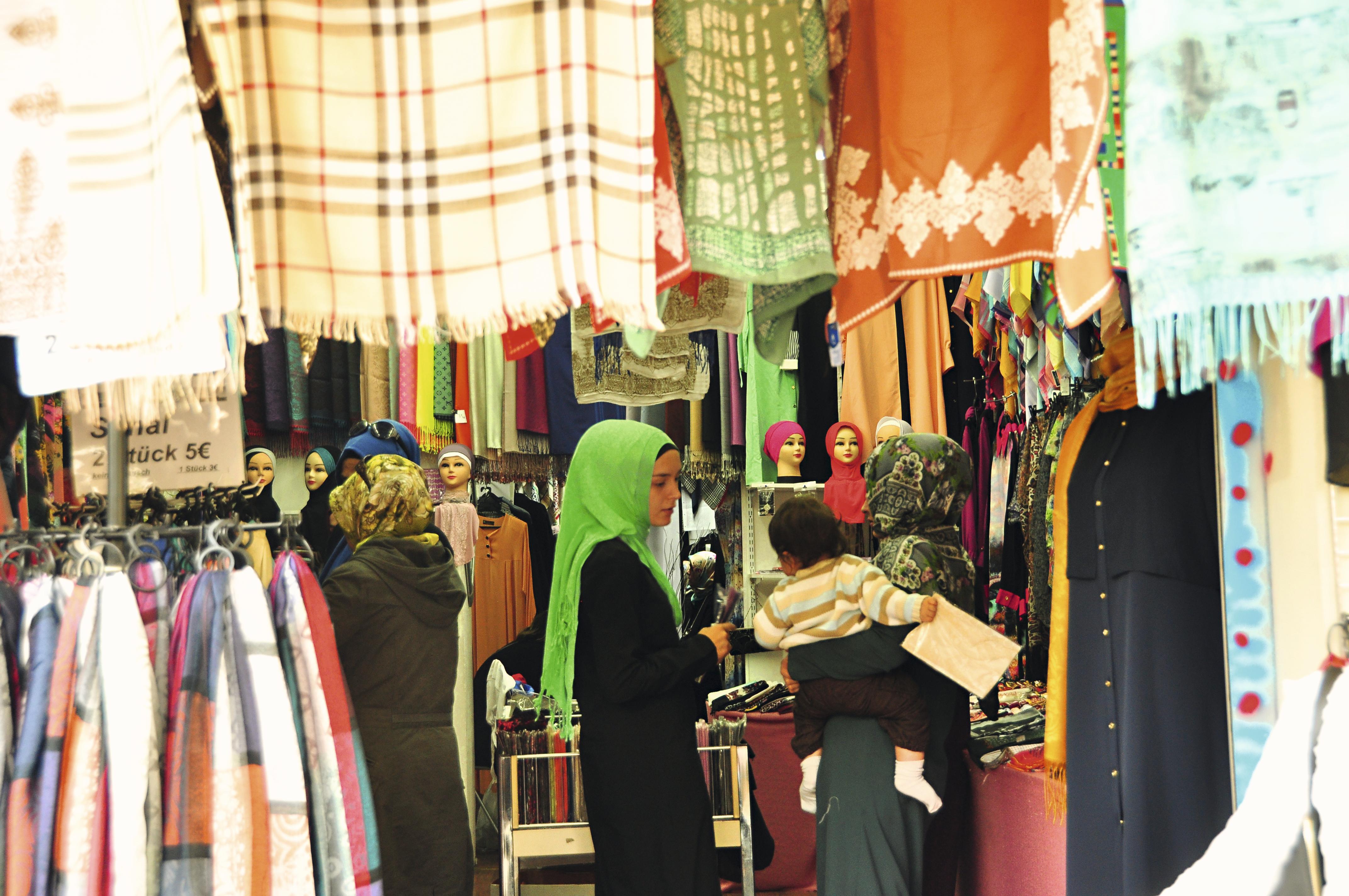Maybachufer Turkish Market, Berlim, Alemanha