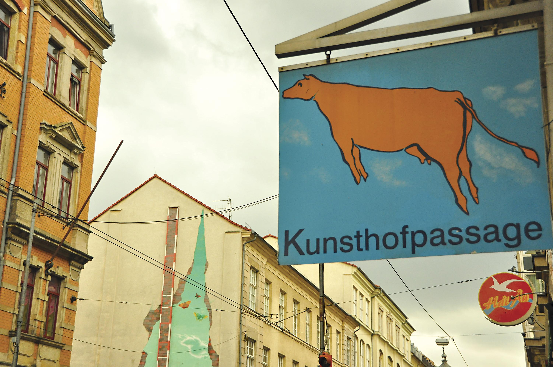 Kunsthof Passage, Dresden, Alemanha