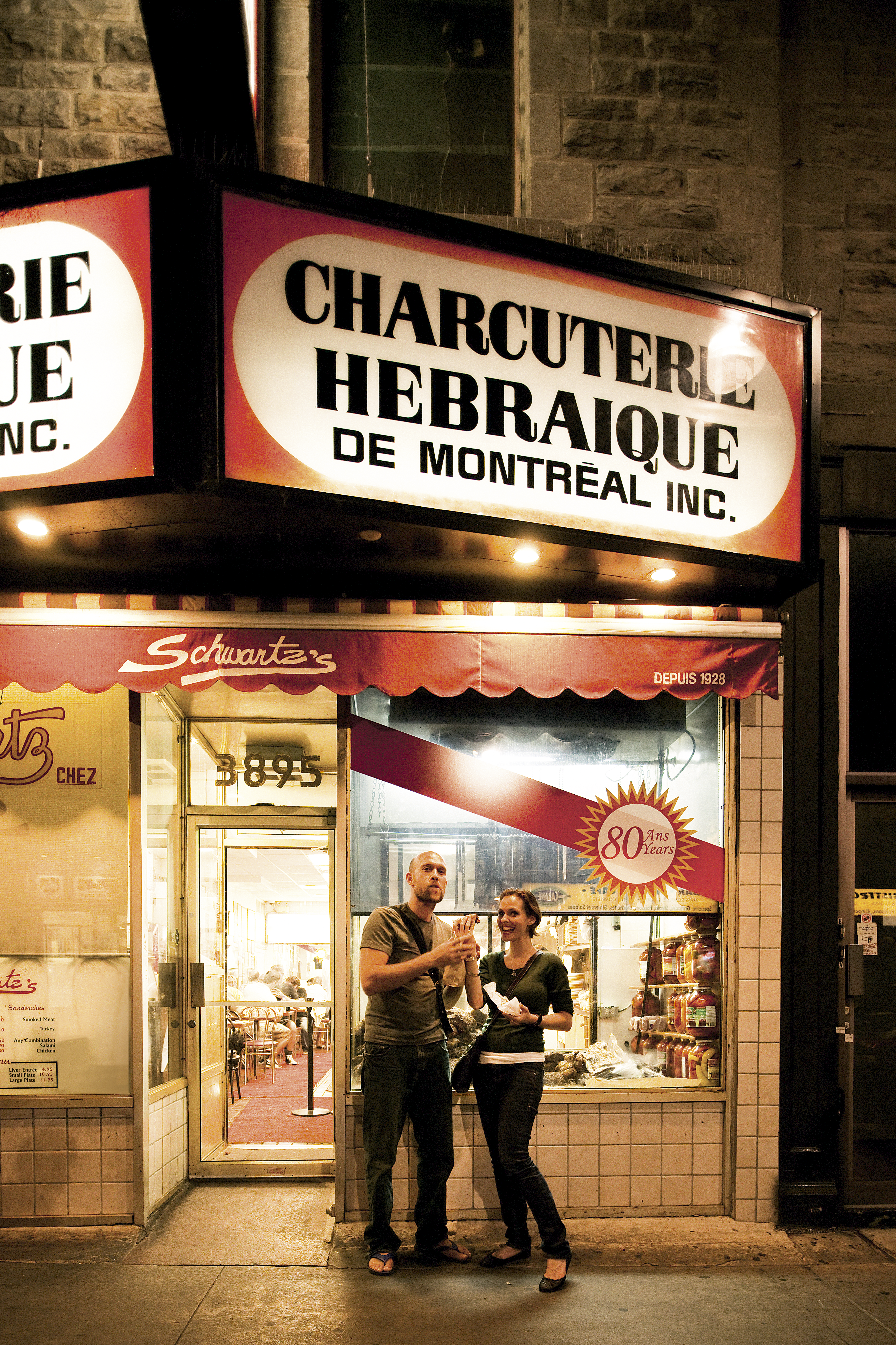 Schwartz's, Montreal, Canadá