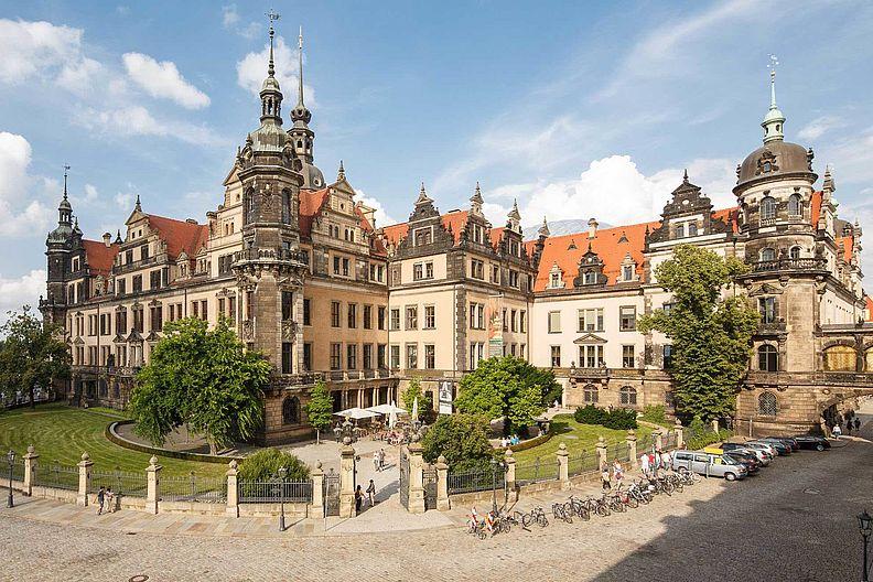 Residenzschloss, Dresden, Alemanha