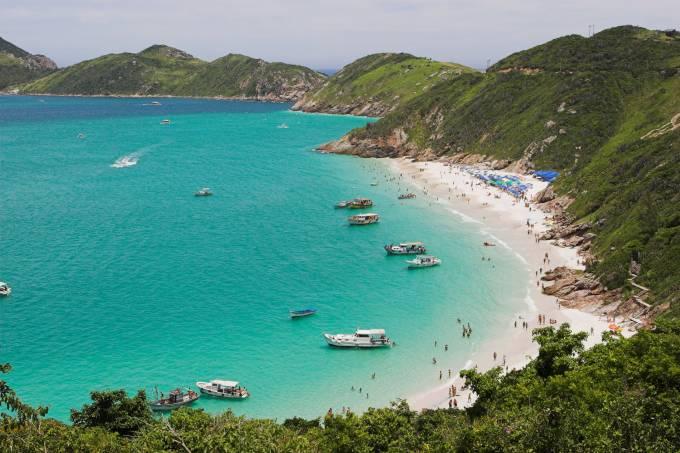 Arraial do Cabo Beach – Brazil