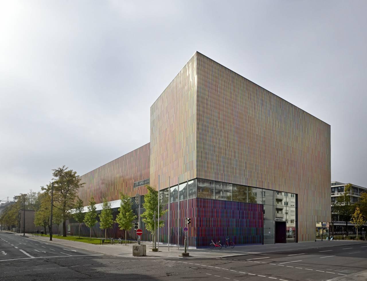 Brandhorst Museum, Munique, Alemanha