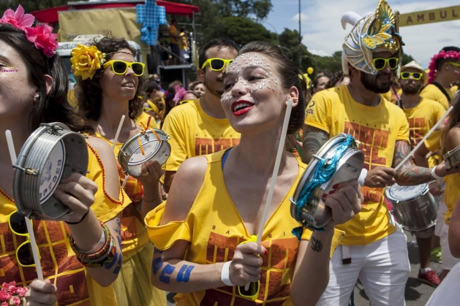 Monobloco, no Carnaval 2016