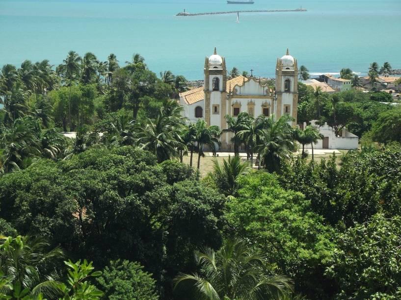 Erguida em 1580, a Igreja do Carmo é a mais antiga igreja carmelita do Brasil
