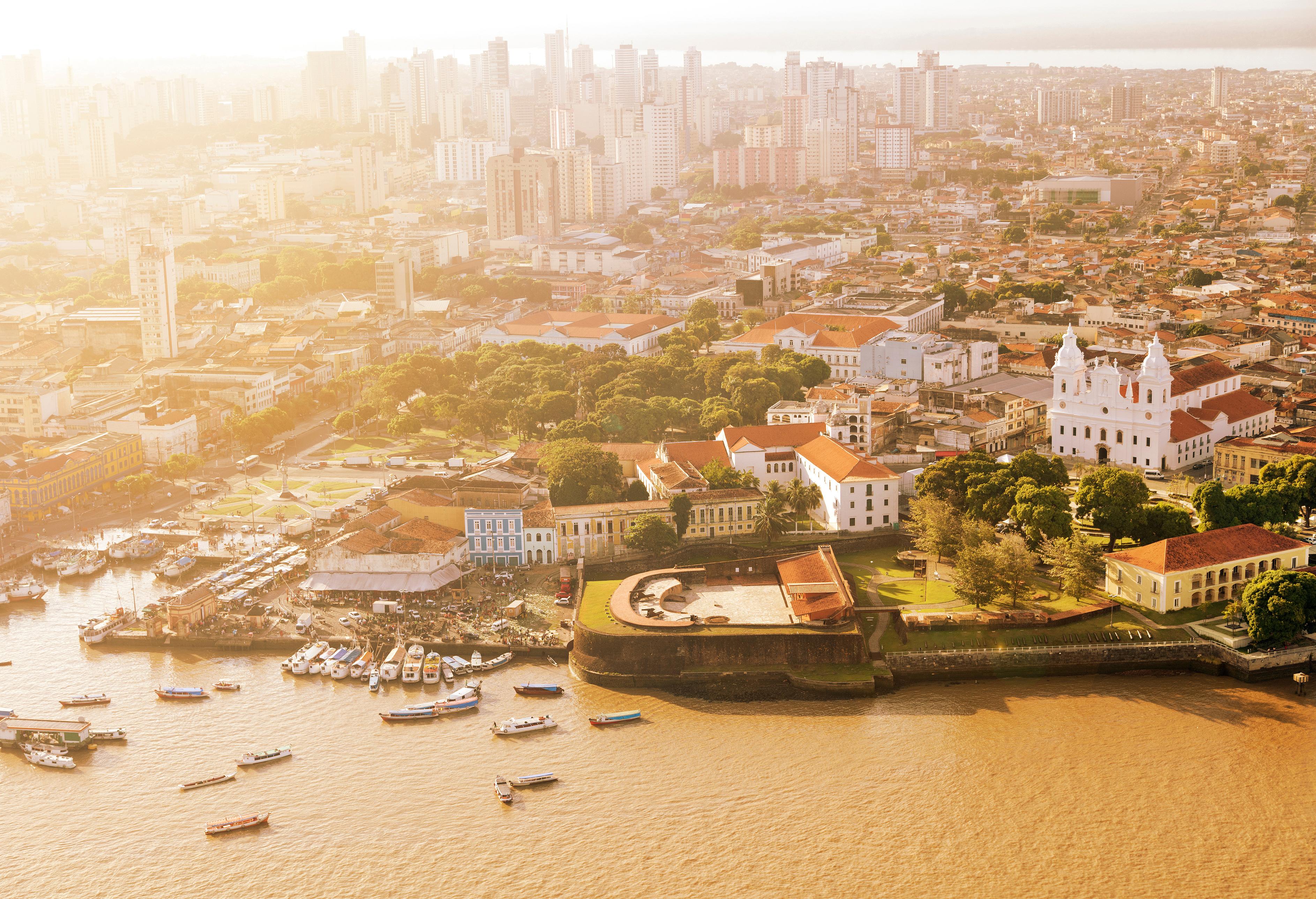 Belém Pará fonte: viagemeturismo.abril.com.br