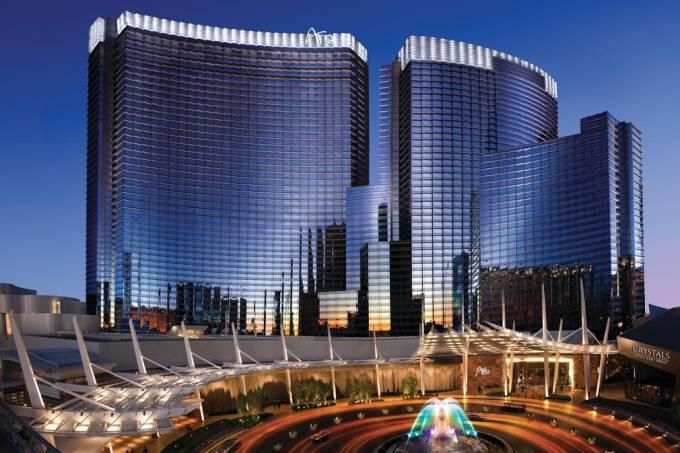ARIA Resort & Casino, La Vegas