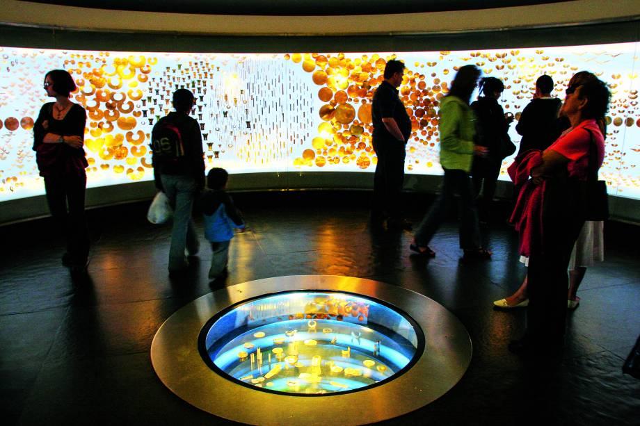 No Museu Del Oro, tudo o que reluz é ouro