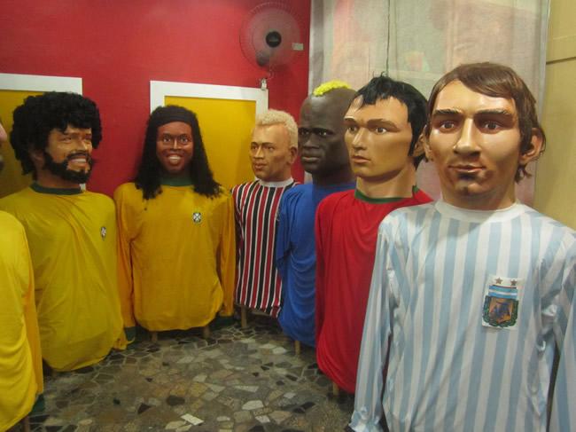 Casa dos Bonecos Gigantes de Olinda, Olinda, Pernambuco, Brasil
