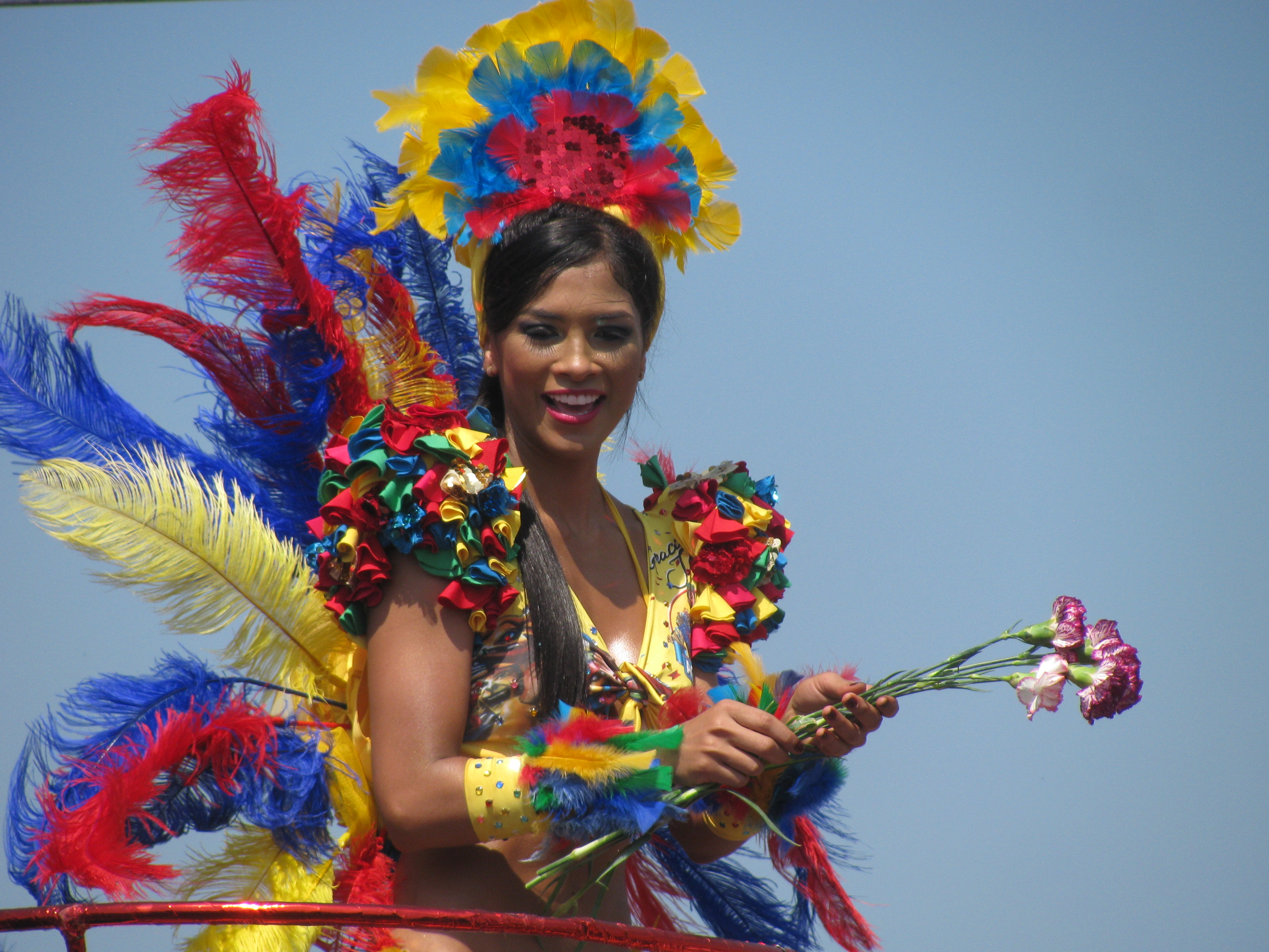 Carnaval em Barranquilha, Colômbia
