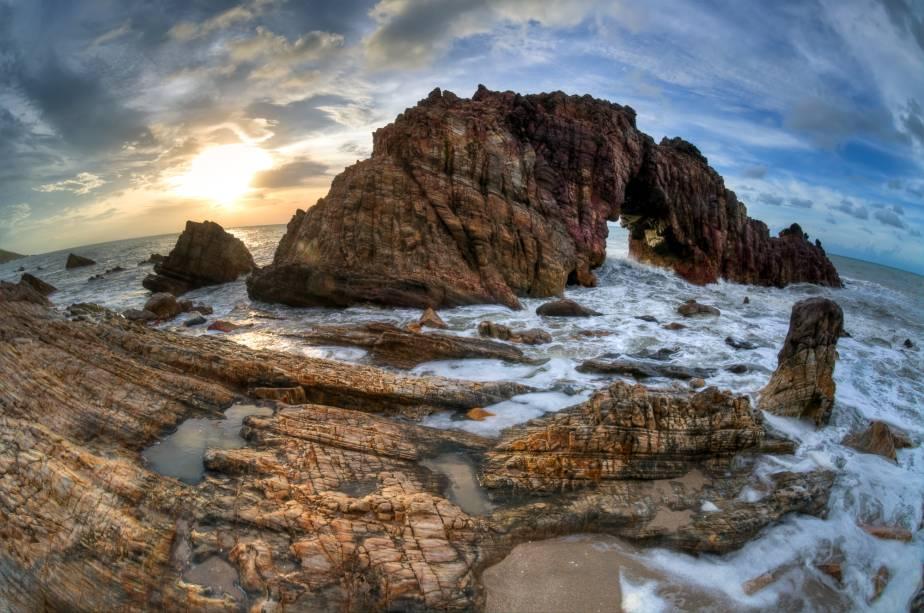 <strong>Pedra Furada, Jericoacoara</strong>