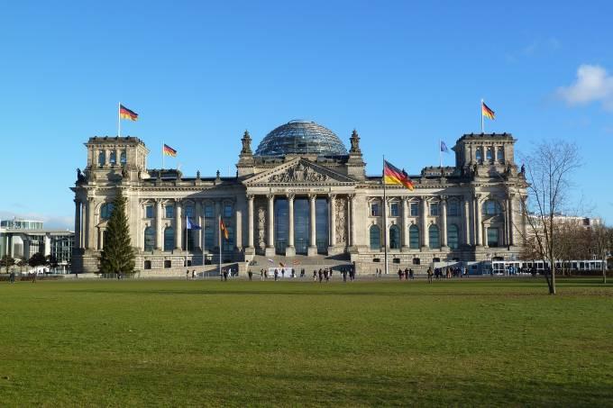 Reichstag em Berlim, Alemanha