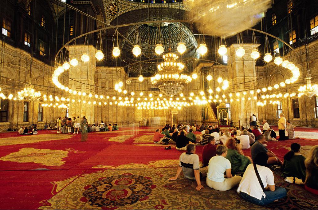 Mesquita Mohammed Ali, Cairo, Egito