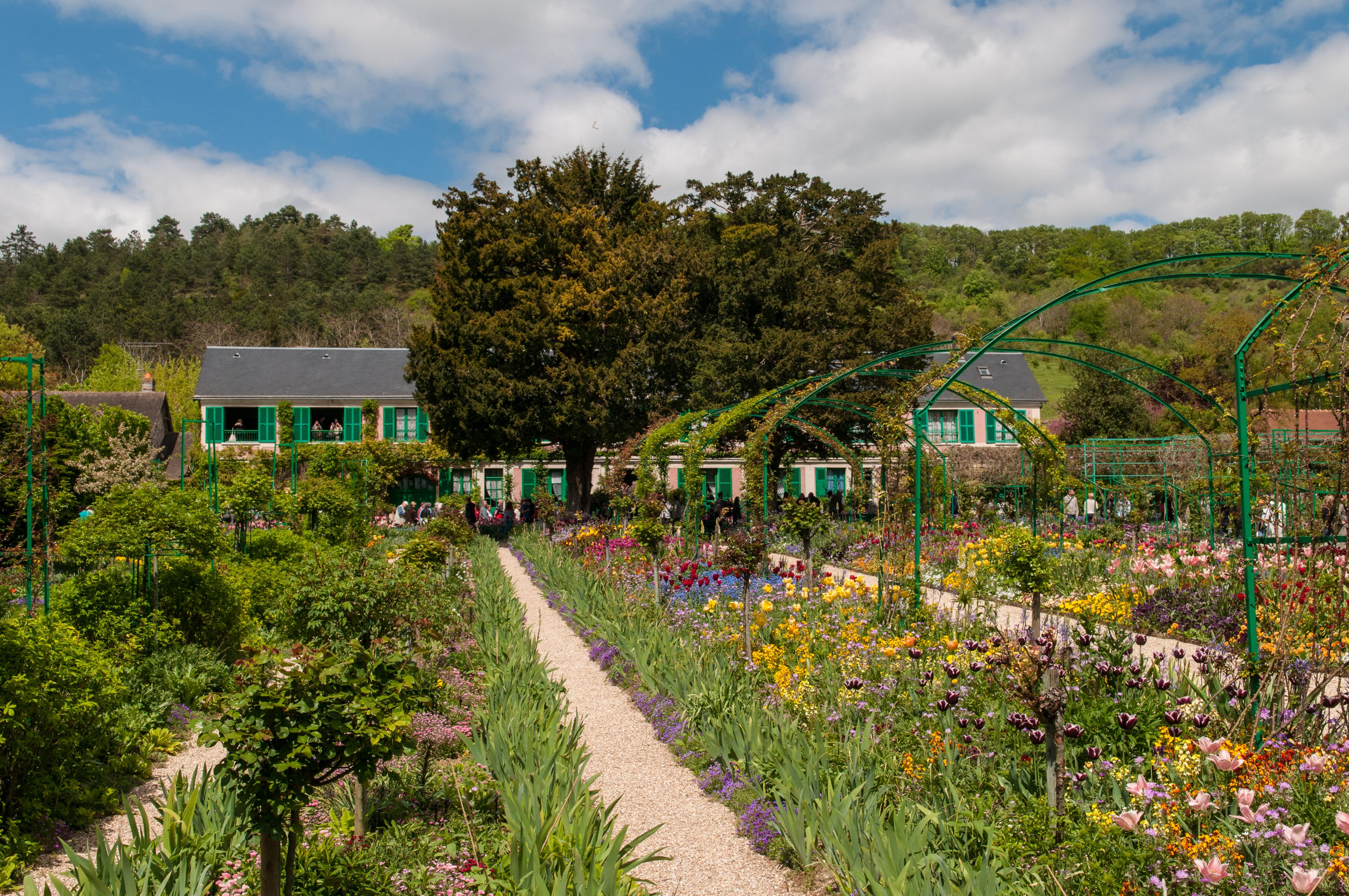 Casa de Claude Monet em Giverny, França