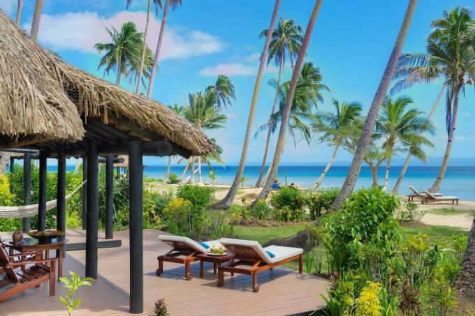Jean-Michel Cousteau Resort, Savuvasu, Fiji