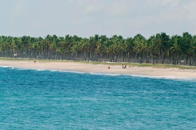 Praia Pontal de Maracaípe, Ipojuca Porto de Galinhas, Pernambuco