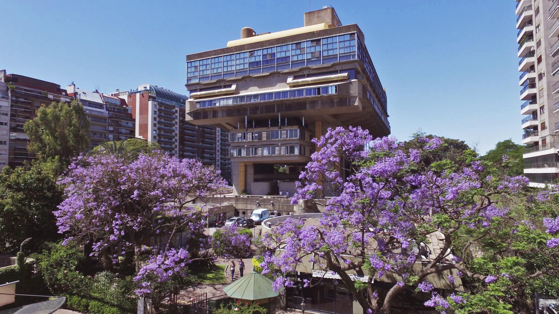 Biblioteca Nacional, Buenos Aires, Argentina