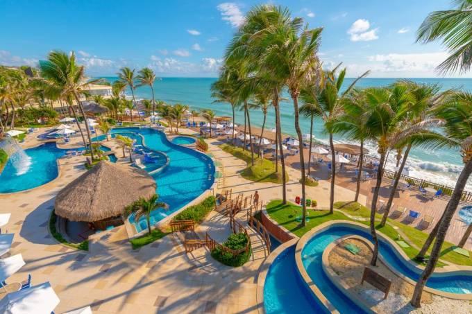 Ocean Palace Beach Resort & Bungalows – Natal, Rio Grande do Norte