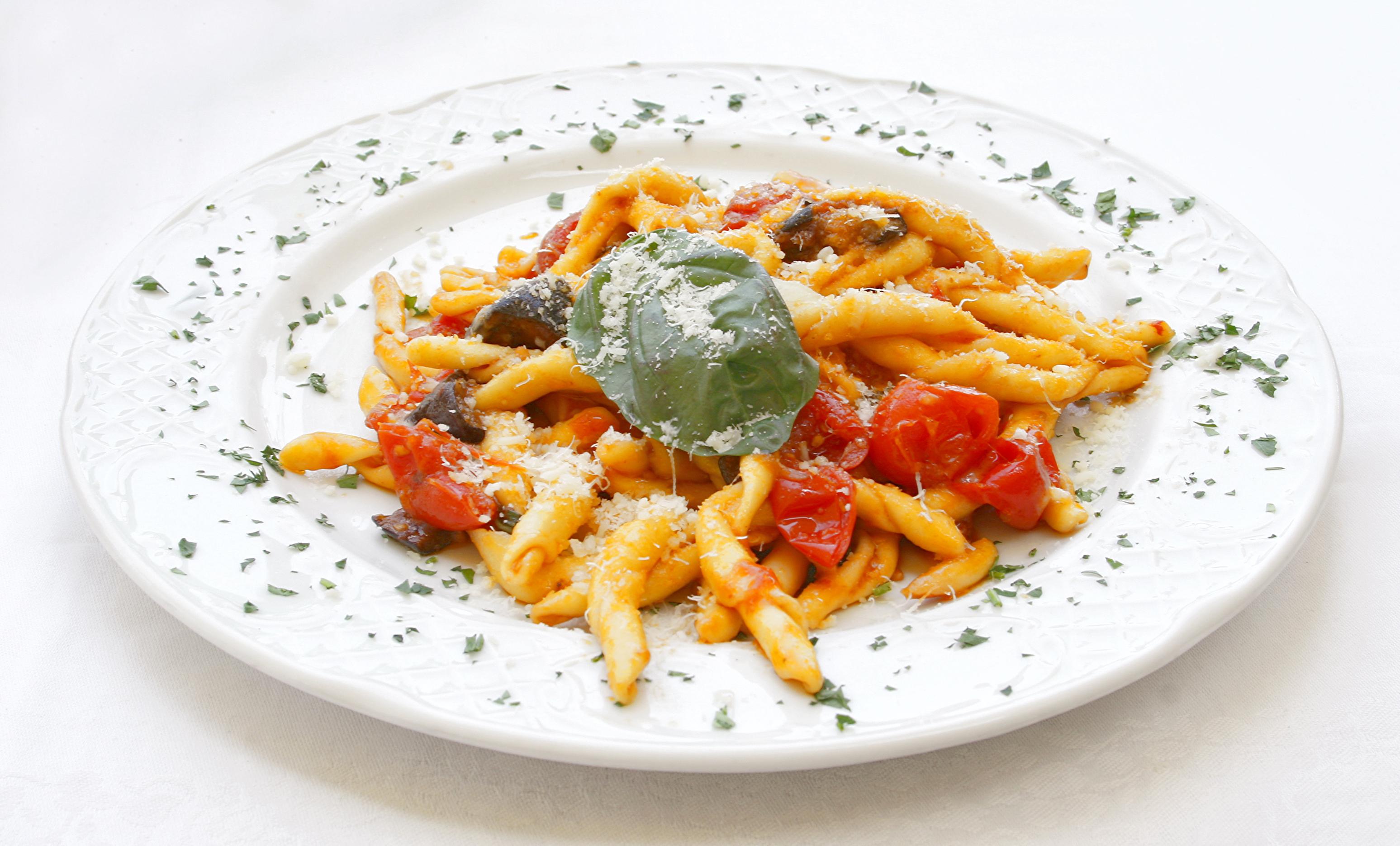 Scialatielli, típico macarrão da Costa Amalfitana massa italiana
