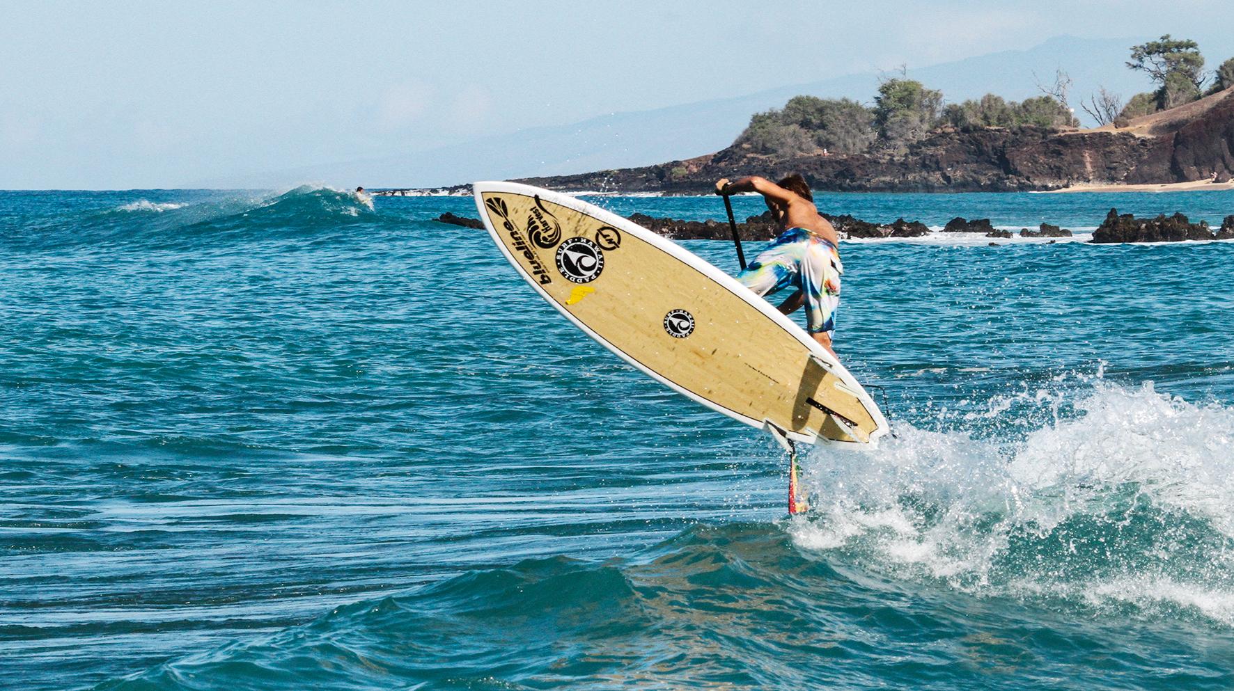 Stand up paddle no Havaí, Estados Unidos