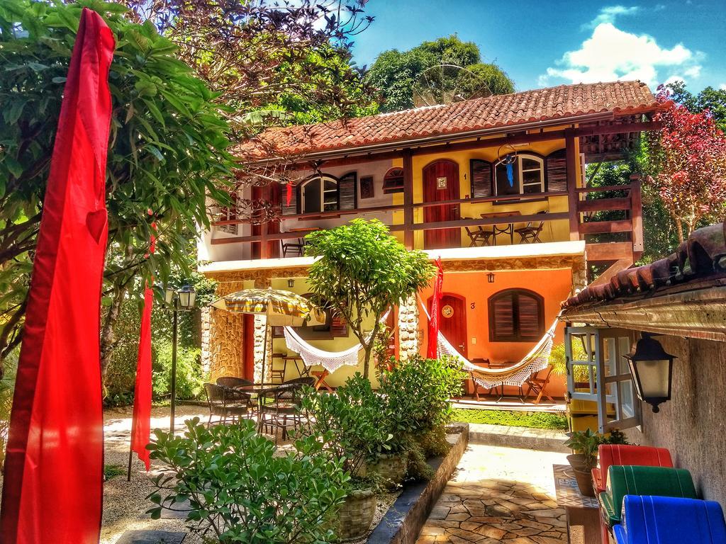 Aratinga Inn, Ilha Grande, Rio de Janeiro