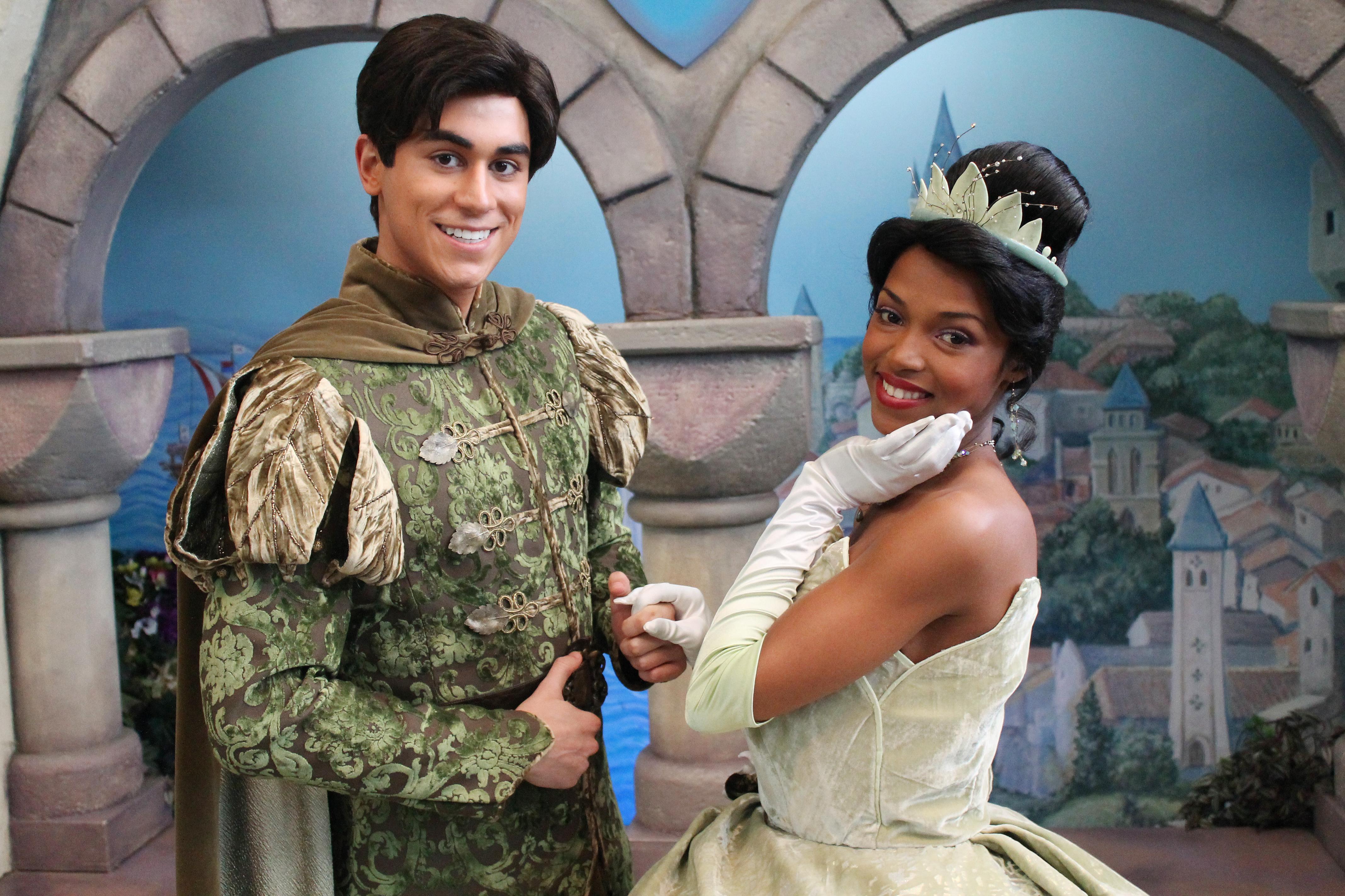 Princesa Tiana Disney Orlando