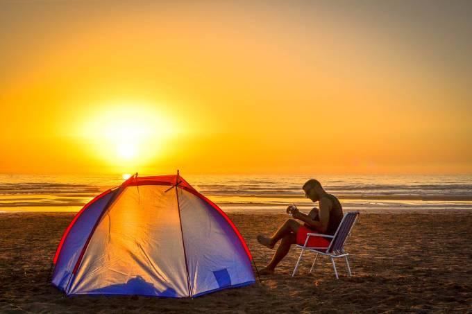 camping-na-praia