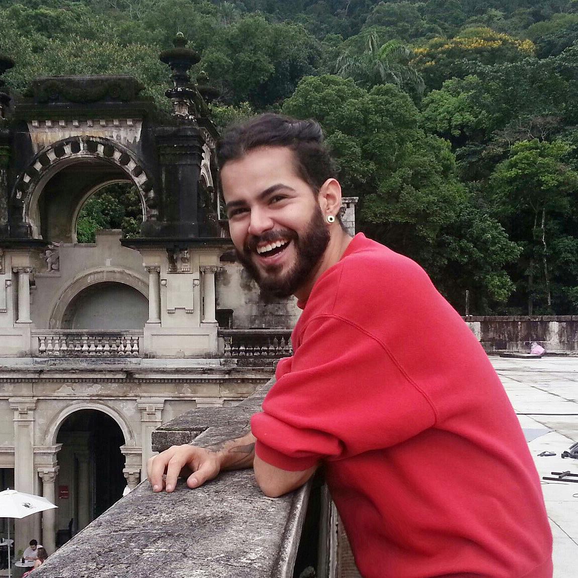 Mauricio Magagnin estilista e designer de Santa Catarina