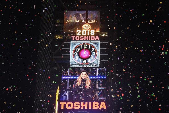 Ano Novo Times Square Nova York