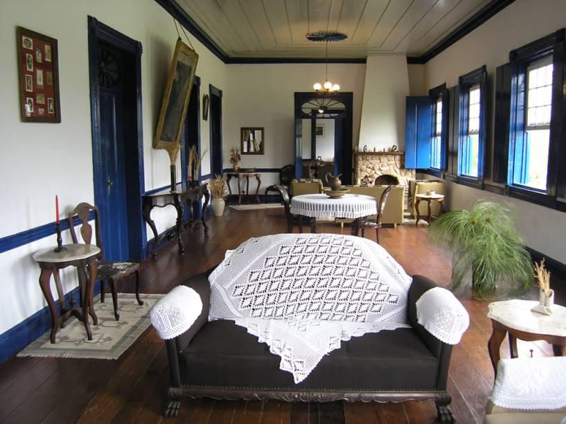 Hotel Fazenda Boa Vista, recomendado pelo GUIA QUATRO RODAS, em Bananal, São Paulo