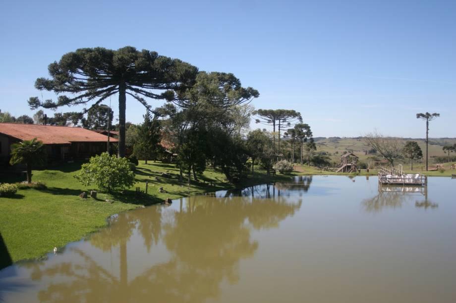 Boqueirão Hotel Fazenda, em Lages, Santa Catarina