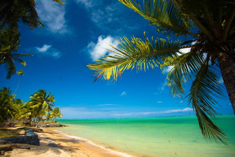 Praia Patacho, São Miguel dos Milagres, Alagoas