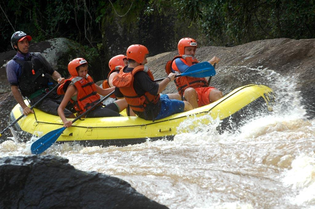 Rafting em Socorro, São Paulo