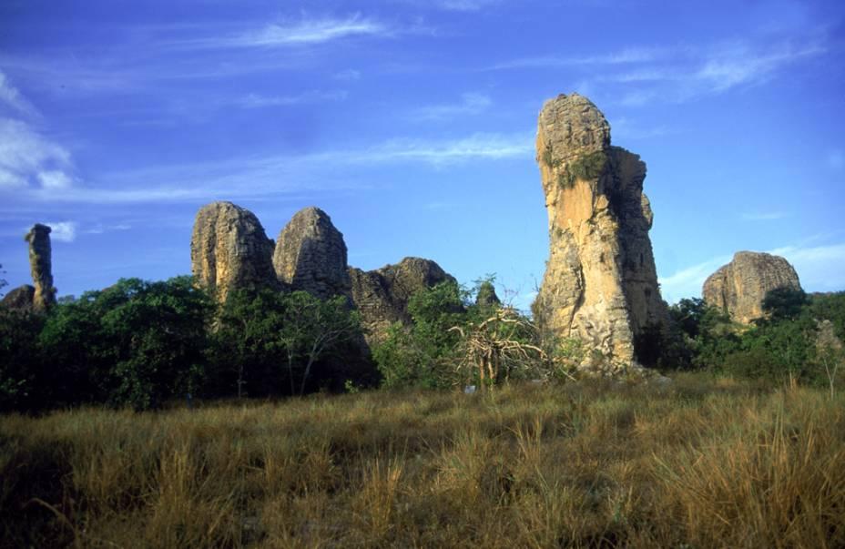 O Parque Nacional da Serra da Capivara guarda a maior concentração de sítios arqueológicos do mundo