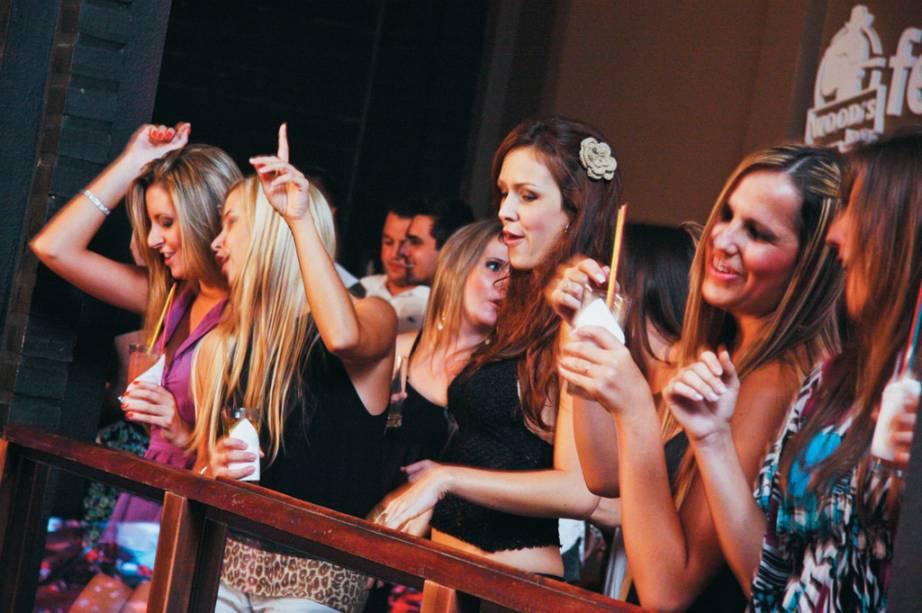 Balneário tem uma das noites mais badaladas de Santa Catarina, quem gosta de música sertaneja pode ir ao Woods Bar