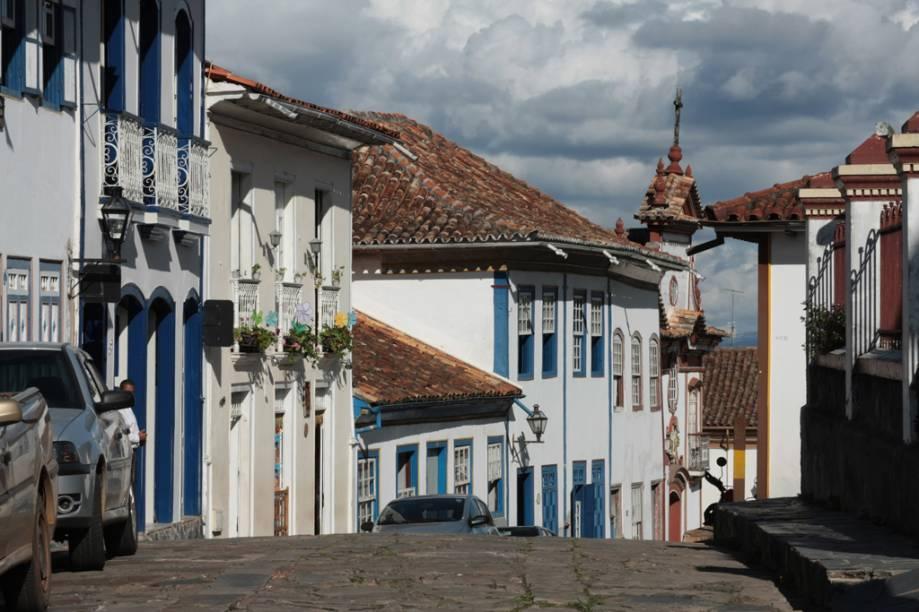 Com muitas construções preservadas, Diamantina foi declarada Patrimônio da Humanidade pela Unesco em 1999