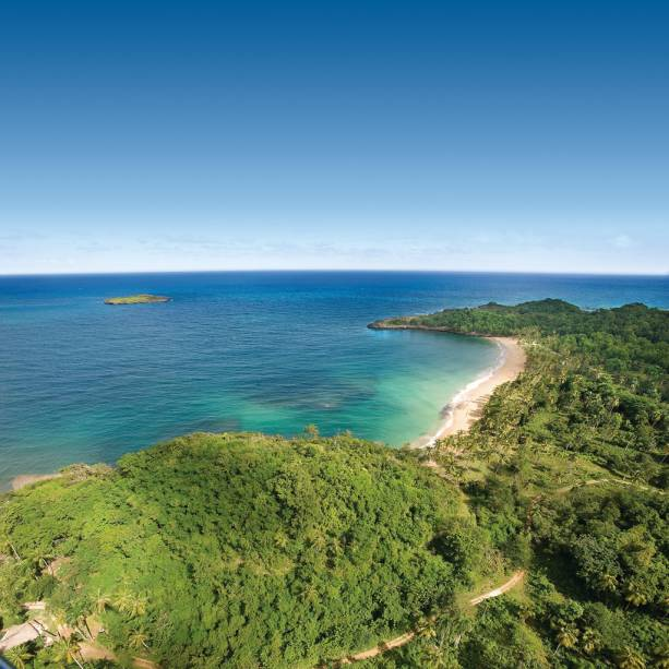 A Península Samaná foi o primeiro lugar onde Cristóvão Colombo atracou ao chegar às Américas. Cinco séculos depois, as belezas das praias permanecem praticamente intocadas