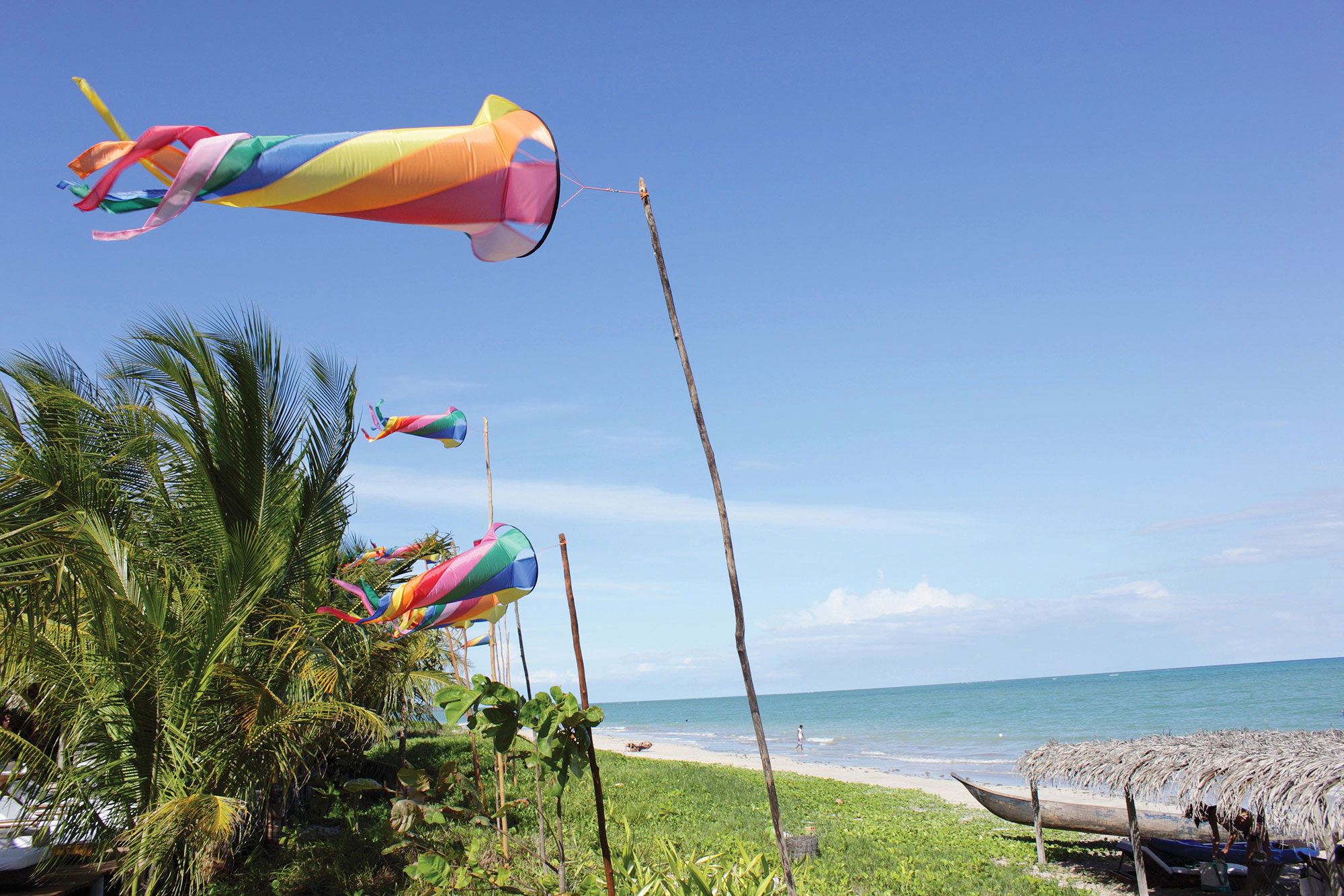 Praia do Toque, em São Miguel dos Milagres, Alagoas
