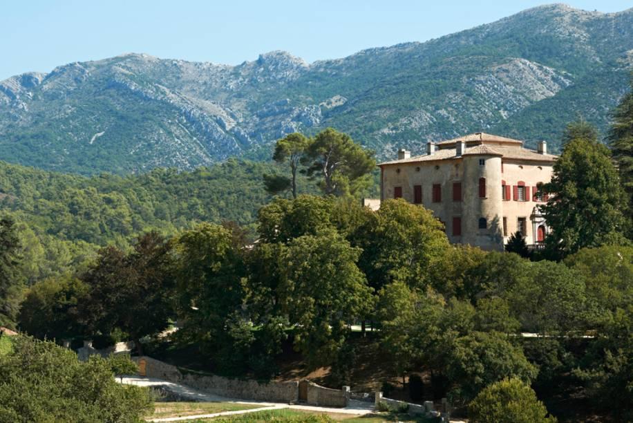 Aos pés da montanha de St. Victoir, o Château de Vauvenargues, ao lado de Aix-en-Provence, serviu de moradia para o pintor Pablo Picasso entre fevereiro de 1959 e junho de 1961