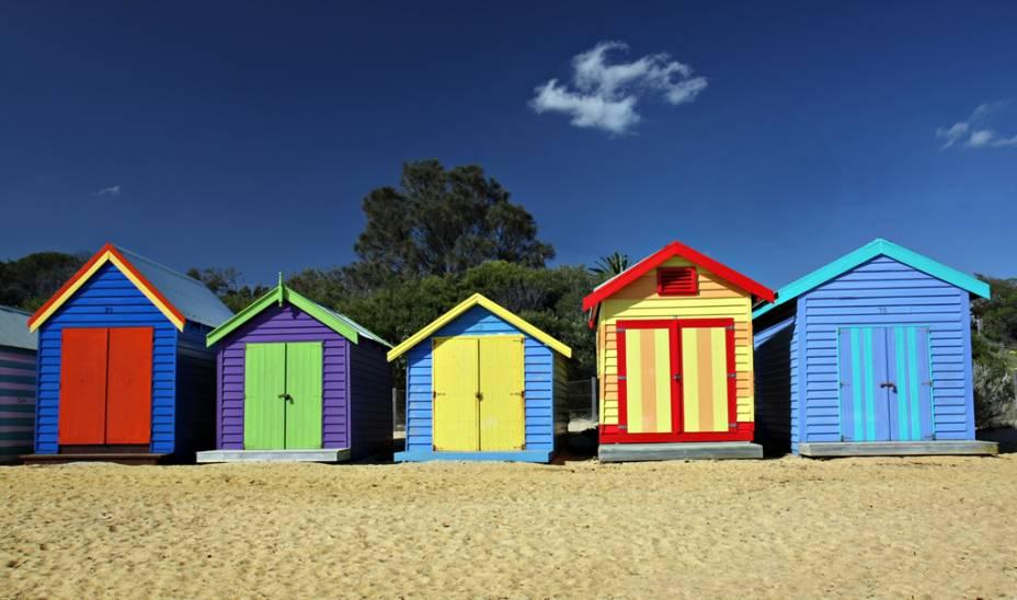 Menos de 100 quilômetros ao sul de Londres, Brighton é um dos balneários favoritos dos londrinos e que lota de visitantes principalmente aos finais de semana