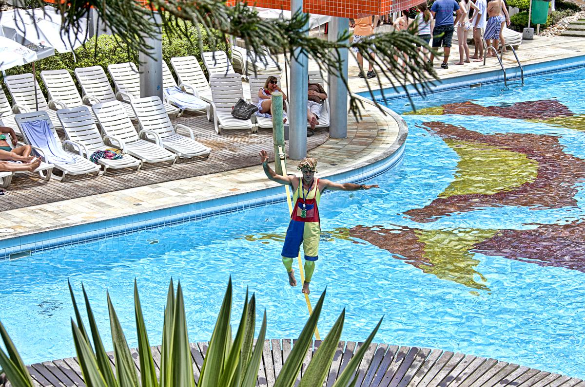 Fazzenda Park Hotel, em Gaspar, Santa Catarina
