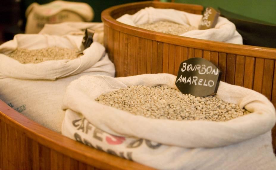 Atualmente, a Cafetaria do Museu trabalha diversos tipos de cafés brasileiros, inclusive o Jacu Bird Coffee, o mais caro e raro do Brasil, obtido com os grãos expelidos pelo pássaro Jacu, que se alimenta dos frutos do café