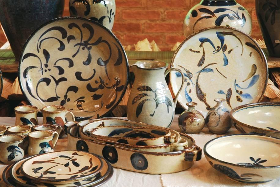 Conhecida como cidade dos ceramistas, Cunha, em São Paulo, é ideal para compras de cerâmicas