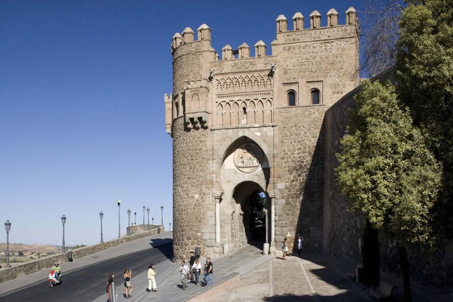 A Porta do Sol, em Toledo