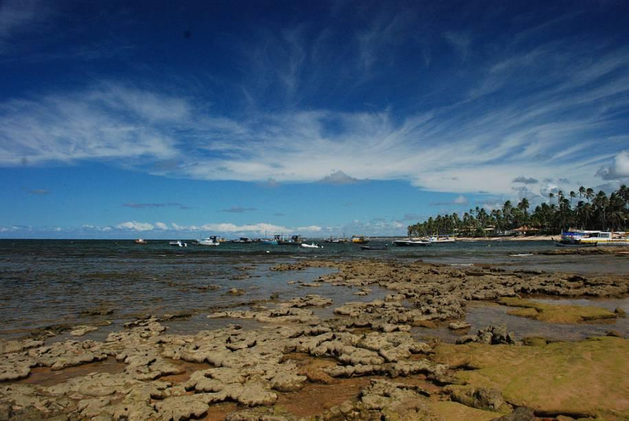 A Praia do Forte é uma vila ecologicamente correta com rede elétrica subterrânea e construções que não passam os 10m de altura